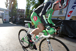 Zanichelli Stefano (ITA) of Konya Torku Sekero at prologue (6,6km) of Tour de Slovenie 2011, on June 16 2011, in Ljubljana, Slovenia. (Photo by Urban Urbanc / Sportida)