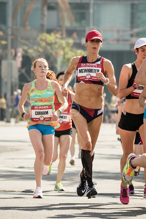 USA Olympic Team Trials Marathon 2016, McWhirter, Oiselle