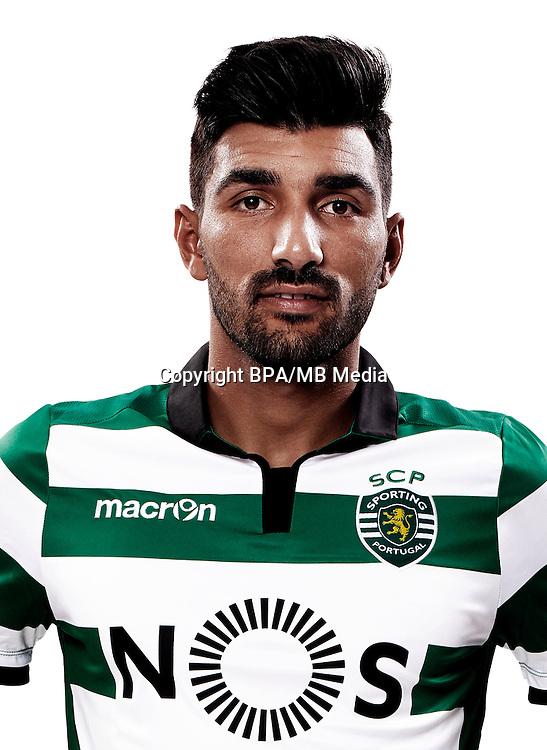 Portugal - Primera Liga NOS 2016-2017 /  <br /> ( Sporting Lisboa ) - <br /> Ricardo Sousa Esgaio &quot; Ricardo Esgaio &quot;
