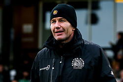 Exeter Chiefs director of rugby Rob Baxter - Mandatory by-line: Robbie Stephenson/JMP - 06/05/2019 - RUGBY - Kingston Park Stadium - Newcastle upon Tyne, England - Newcastle Falcons 'A' v Exeter Braves - Premiership Rugby Shield Semi-Final