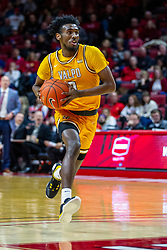 NORMAL, IL - February 15: Javon Freeman-Liberty during a college basketball game between the ISU Redbirds and the Valparaiso Crusaders on February 15 2020 at Redbird Arena in Normal, IL. (Photo by Alan Look)