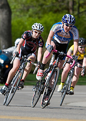 The 2008 USA Cycling Collegiate National Championships Criterium women's division 2 event held in Fort Collins, CO on May 11, 2008.