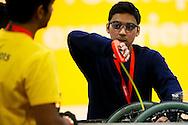 Shell Eco-marathon Americas 2015 in Detroit, Mich., Thursday, April 9, 2015. (Rick Osentoski/AP Images for Shell)