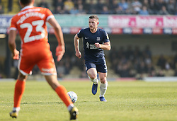 Harry Bunn of Southend United on the ball - Mandatory by-line: Arron Gent/JMP - 30/03/2019 - FOOTBALL - Roots Hall - Southend-on-Sea, England - Southend United v Shrewsbury Town - Sky Bet League One