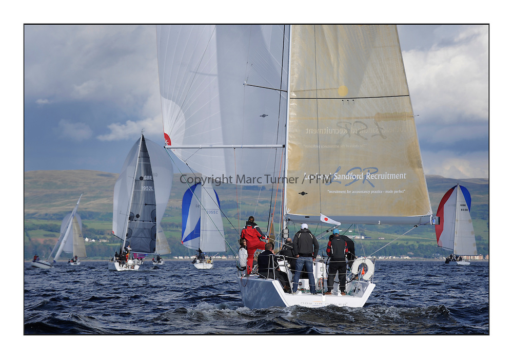 Largs Regatta Week 2011..Now or Never Class 1
