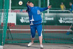 LEGNANTE Assunta, 2014 IPC European Athletics Championships, Swansea, Wales, United Kingdom