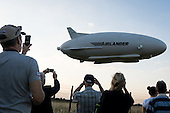 Airlander Lift Off