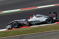 Motorsports / Formula 1: World Championship 2010, GP of Great Britain, 03 Michael Schumacher (GER, Mercedes GP Petronas),