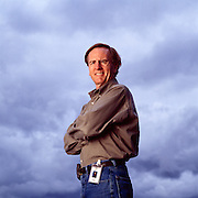 John Sculley, CEO of Apple Computer.  He was CEO and president of Pepsi prior to working with Apple.
