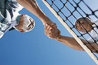 Sportsmanship on the Tennis Court