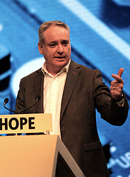SNP Spring Conference, Saturday 27th April 2019<br /> <br /> Pictured: Richard Lochhead MSP<br /> <br /> Alex Todd | Edinburgh Elite media