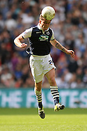 Ben Thompson of Millwall during the Sky Bet League 1 Play-off Final between Barnsley and Millwall at Wembley Stadium, London<br /> Picture by Richard Blaxall/Focus Images Ltd +44 7853 364624<br /> 29/05/2016