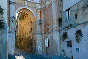 Gerace, a perfectly preserved medieval town once home to 128 churches.
