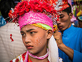 Wat Pa Pao Poi Sang Long Festival