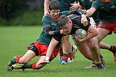 20160917 U16 Rugby - Wellington U16B v Wairarapa Bush U16