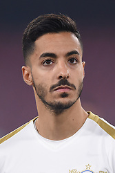 February 21, 2019 - Naples, Naples, Italy - Selim Khelifi of FC Zurich during the UEFA Europa League Round of 32 Second Leg match between SSC Napoli and FC Zurich at Stadio San Paolo Naples Italy on 21 February 2019. (Credit Image: © Franco Romano/NurPhoto via ZUMA Press)