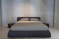 Bedroom in contemporary furniture store