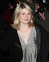 LONDON - DECEMBER 14:   Jodie Whittaker attends the English National Ballet Christmas Party at St Martins Lane Hotel, London, UK on December 14, 2011. (Photo by Richard Goldschmidt)