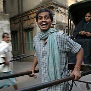 Kolkata's Rickshaw Pullers