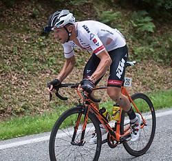 25.06.2017, Grein an der Donau, AUT, Rad Strassen Staatsmeisterschaft Elite Herren, 2017, Grein an der Donau, Oberösterreich im Bild Matthias Krizek (AUT, Tirol Cycling Team) (AUT, Tirol Cycling Team) // during cycling road championship, Grein an der Donau, Oberöstereich at 2017/06/25. EXPA Pictures © 2017, PhotoCredit: EXPA/ R. Eisenbauer