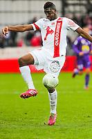 William SEA NESSEMON  - 20.12.2014 - Brest / Ajaccio - 18eme journee de Ligue 2 -<br /> Photo : Vincent Michel / Icon Sport