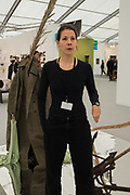 SOPHIE JUNG, Frieze opening day. Regent's Park. London. 2 October 2019