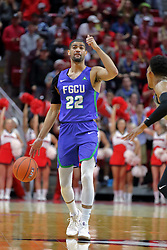 NORMAL, IL - November 06:  Haanif Cheatham during a college basketball game between the ISU Redbirds  and the Florida Gulf Coast Eagles on November 06 2018 at Redbird Arena in Normal, IL. (Photo by Alan Look)