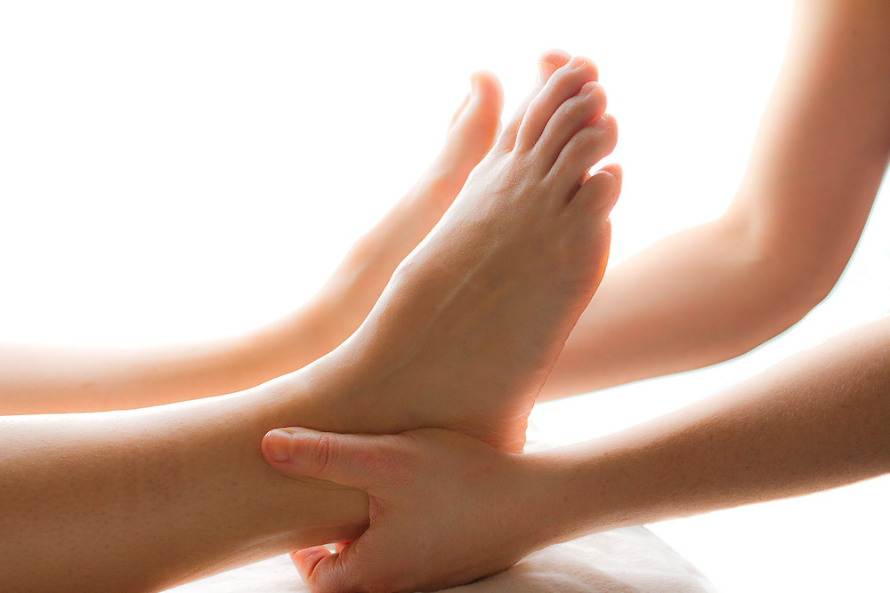 Foot Massage, Commercial and Advertising Photography, Pettepiece Photography, Tucson, Phoenix.