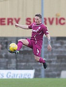 Arbroath&rsquo;s Ricky Little - East Fife v Arbroath, SPFL League Two at New Bayview<br /> <br />  - &copy; David Young - www.davidyoungphoto.co.uk - email: davidyoungphoto@gmail.com