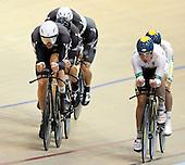 NEW ZEALAND Men and Women Team Pursuit