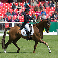 Dressage - Mitsubishi Motors Badminton International Horse Trials 2015