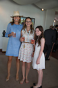 ISABELLA KNATCHBULL; AMBER KNATCHBULL; GWENDOLINE ENGLISH, Glorious Goodwood. Thursday.  Sussex. 3 August 2013