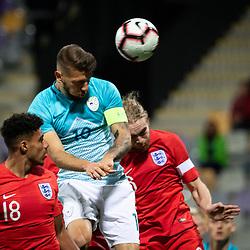 20191011: SLO, Football - Friendly game, Slovenia U21 vs England U21