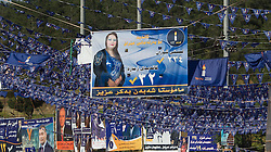 LNP Weekly Highlights 02/05/14. FILE PICTURE. © Licensed to London News Pictures. 30/04/2014. Sulaimaniya, Iraq. An election posters and flags belonging to the Goran (Change) Kurdish political party are seen hanging from street furniture during the 2014 Iraqi parliamentary elections in Sulaimaniya, Iraqi-Kurdistan today (30/04/2014). . <br />