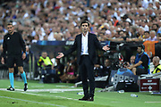 Head coach Marcelino Garcia Toral of Valencia CF during the UEFA Champions League, Group H football match between Valencia CF and Juventus FC on September 19, 2018 at Mestalla stadium in Valencia, Spain - Photo Manuel Blondeau / AOP Press / ProSportsImages / DPPI