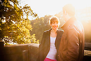 Men, Women, Dating, Romance, Sunlight, Bridge