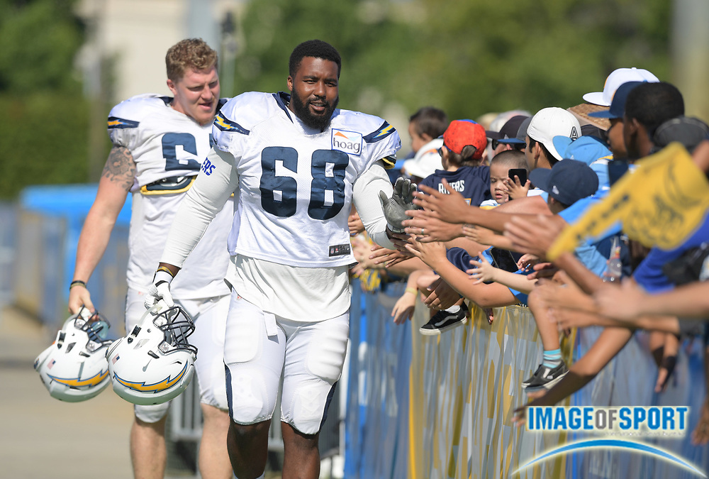 pretty nice 08591 d125b NFL: Los Angeles Chargers-Training Camp | Image of Sport
