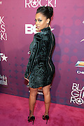 October 13, 2012- Bronx, NY: On-Air Personality/Actress La La Vasquez at the Black Girls Rock! Awards Red Carpet presented by BET Networks and sponsored by Chevy held at the Paradise Theater on October 13, 2012 in the Bronx, New York. BLACK GIRLS ROCK! Inc. is 501(c)3 non-profit youth empowerment and mentoring organization founded by DJ Beverly Bond, established to promote the arts for young women of color, as well as to encourage dialogue and analysis of the ways women of color are portrayed in the media. (Terrence Jennings)