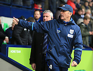 West Bromwich Albion v Crystal Palace - 4 March 2017