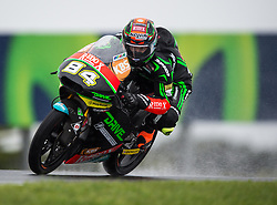 October 21, 2016 - Melbourne, Victoria, Australia - Czech rider Jakub Kornfeil (#84) of Drive M7 Sic Racing Team  in action during the 2nd Moto3 Free Practice session at the 2016 Australian MotoGP held at Phillip Island, Australia. (Credit Image: © Theo Karanikos via ZUMA Wire)