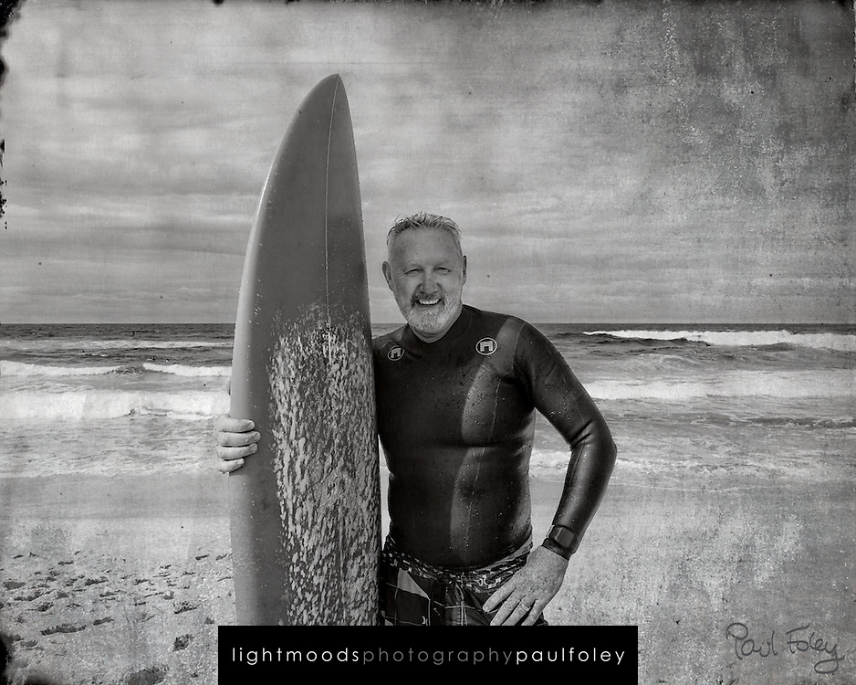 Vic Quadrelli - Merewether Surfboard Club