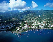 Papeete, Tahiti, French Polynesia<br />