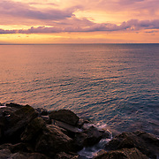 """Lake Ontario on the Rocks""<br />