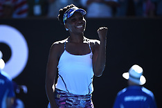 Melbourne Australian Open - Women's Single - Semifinals - 26 Jan 2017