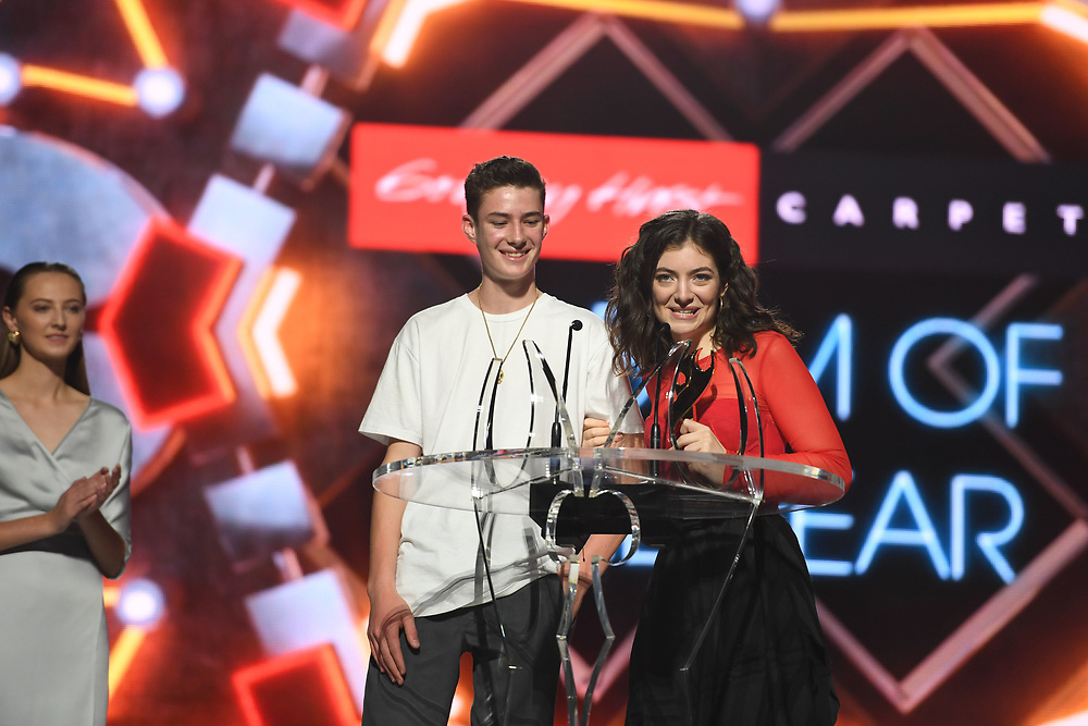 The Vodafone NZ Music Awards 2017 held on 16 November 2017 at the Spark Arena, Auckland.<br />