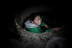 Not Part Of The Boom - Homeless In Ulan Bator, Mongolia