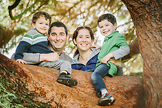 Korenberg Family Portraits | San Francisco Botanical Garden
