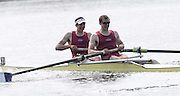 Eton, United Kingdom.  Men's Pair, Bow, Mason DURANT and Scott DURANT.  Sat. time trial.  2011 GBRowing Trials, Dorney Lake. Saturday  16/04/2011  [Mandatory Credit; Peter Spurrier/Intersport-images] Venue For 2012 Olympic Regatta and Flat Water Canoe events.