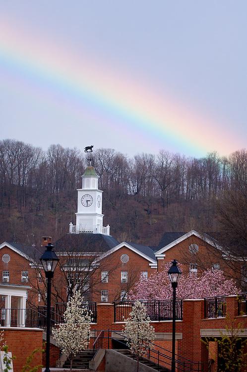 Wray House Rainbow