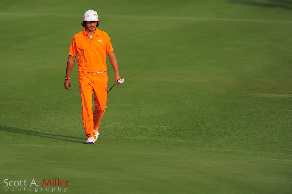 xxx during the Players Championship at the TPC Sawgrass on May 13, 2012 in Ponte Vedra, Fla. ..©2012 Scott A. Miller..